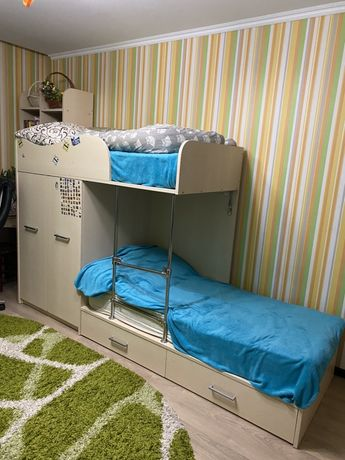 Ліжко дитяче. Дитячі меблі