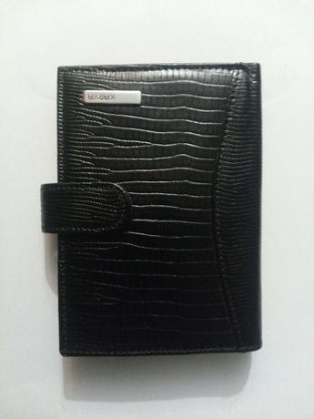 Кожаный кошелек Karya