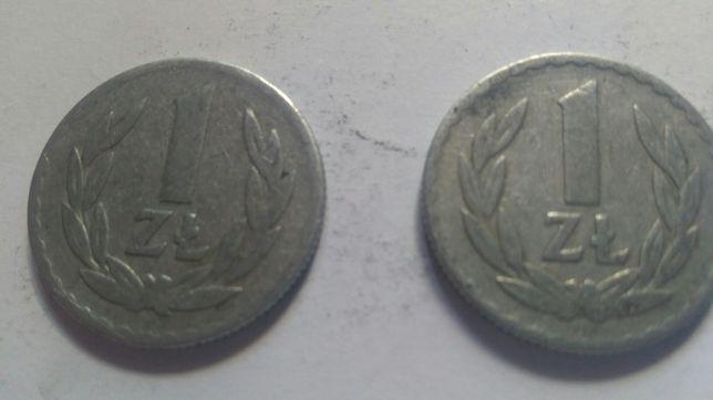 Monety PRL 1 zł 50 groszy 1949 r