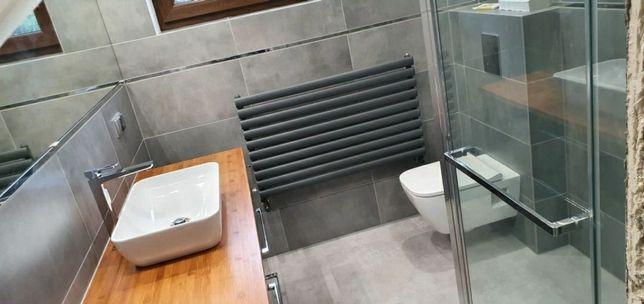 Kafelkowanie remonty łazienek