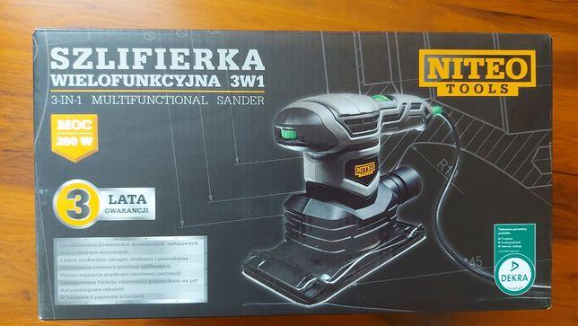 Продам шліфувальну машинку niteo tools