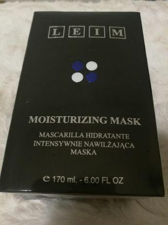 Leim Maska Intensywnie Nawilżająca z Kwasem Hialuronowym 170 ml