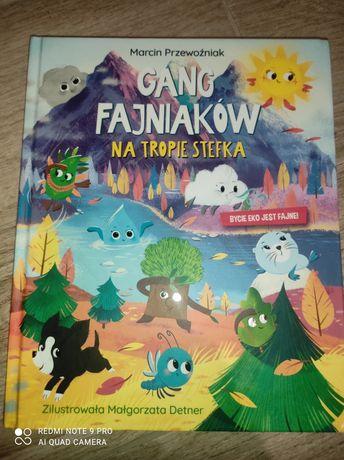 """""""Gang Fajniaków. Na tropie Stefka"""""""