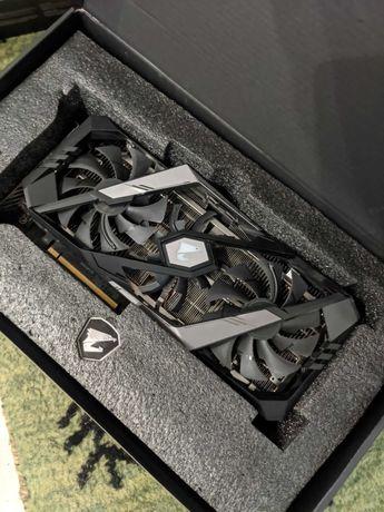 Nvidia Geforce 2080 Super RTX Aorus RGB Gigabyte