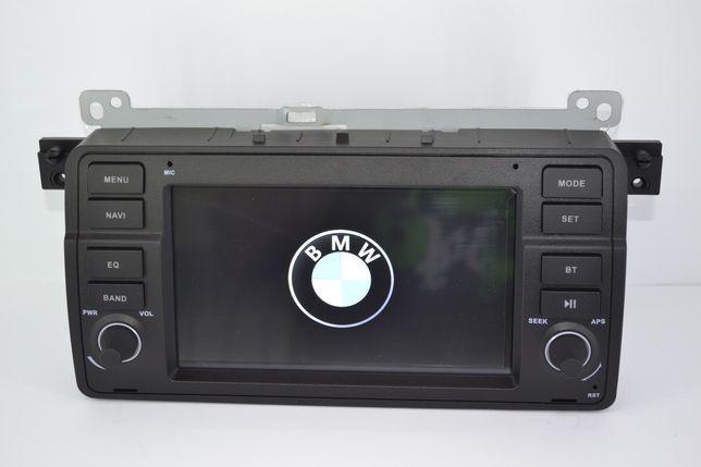 Магнитола BMW 3 e46,  rover 75 Android магнитола