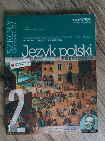 Podręcznik do języka polskiego cz. 2 szkoły ponadgimnazjalne