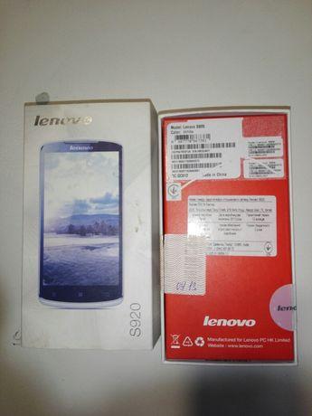 Телефон Lenovo s920