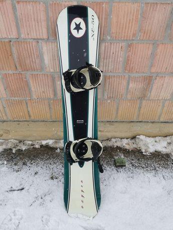 Deska snowboardowa oxygen