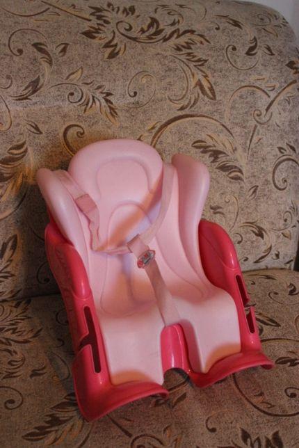 Fotelik dla lali do roweru Baby Born