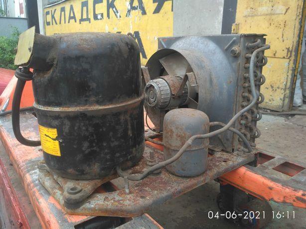 Холодильный агрегат КСТ-3,2