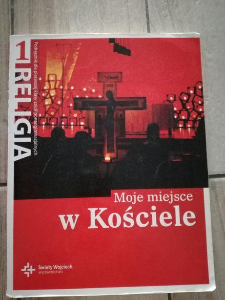 Moje miejsce w Kościele, podręcznik