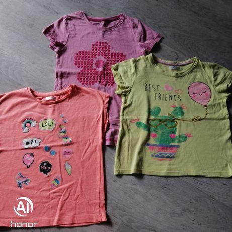 T-shirt, bluzka z krótkim rękawem, pepco, f&f