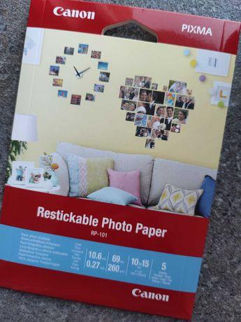 Canon Restickable Papier Foto RP-101