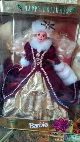 Happy holidays Barbie 1997