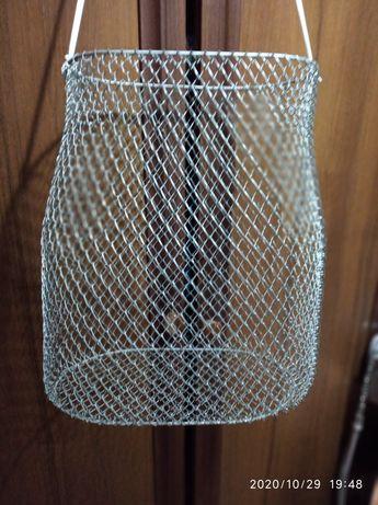 Садок корзина сетка для рыбы, овощей