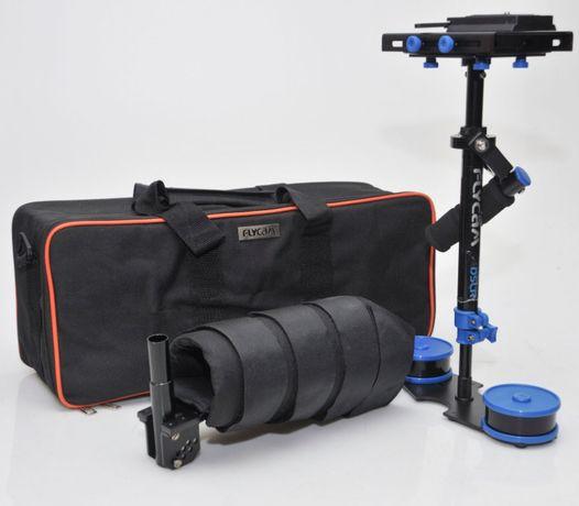 Fly Cam com Arm Brace para cameras DSLR e Mirrorless nova