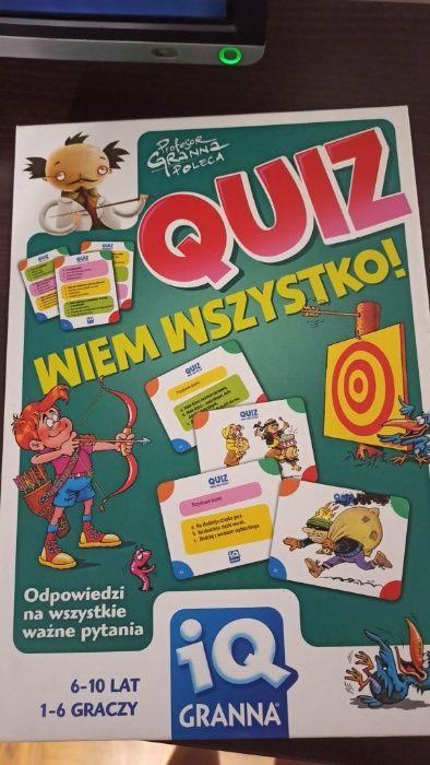 Gra Quiz - Wiem wszystko Białystok - image 1