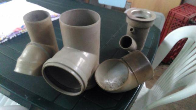 Vários tubos