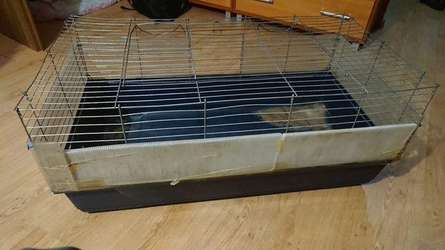 Klatka dla królika 100x50x43