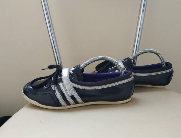 Мокасины Adidas, 35,5 р., 22,5-23 см