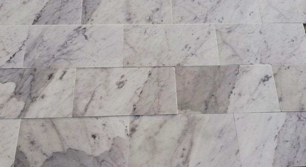 Płytki Marmurowe Bianco di Carrara 15.2x30.5x1 PROMOCJA!!! Poskwitów - image 1