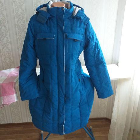 Дутое пальто (куртка)