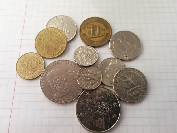 Монеты в коллекцию смотрим все фото