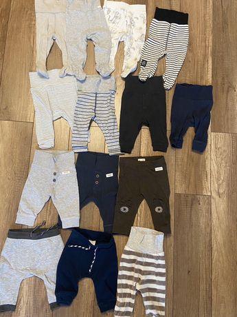 Ubranka dla chłopca 56-62 cm H&M, Reserved, KappAhl, F&F