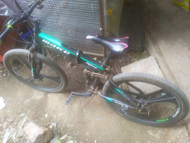 Велосипед make складной
