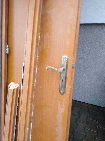 Drzwi wewnętrzne 90 cm