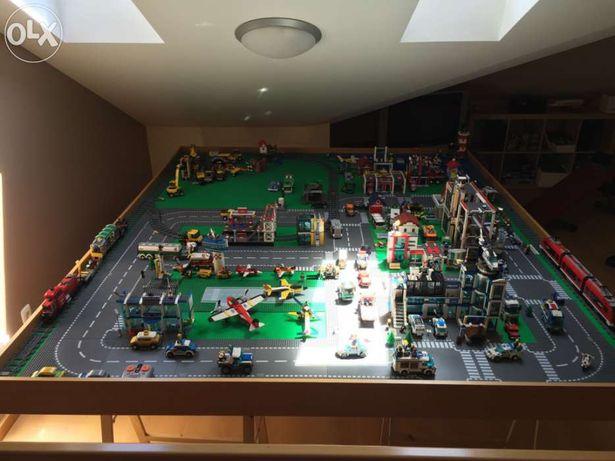 LEGO CITY- cidade completa