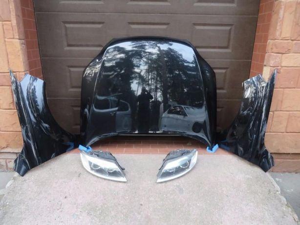 Audi q7 Капот,дверь,запчасти,запчастини с авторазборка ку 7