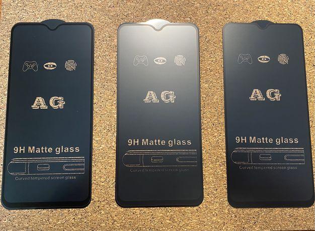 Матовое 3D стекло на OnePlus6,6t,7,7t