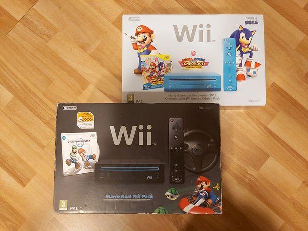 Wii SUPER Mario Kart e Sonic