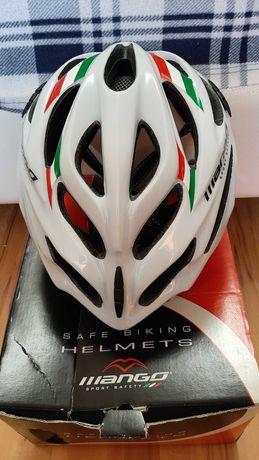 Продам велосипедный шлем Mango Supremus White Italy 13 L/X (56-62см)