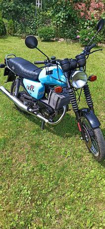 Motocykl MZ ETZ 251
