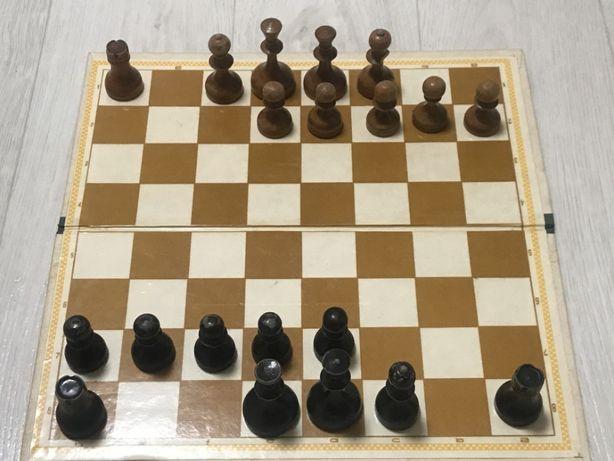Некомплект шахматных фигур. 1936 год.