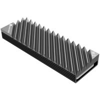 Компактный радиатор охлаждение для M.2 SSD NVME \ m2 2280
