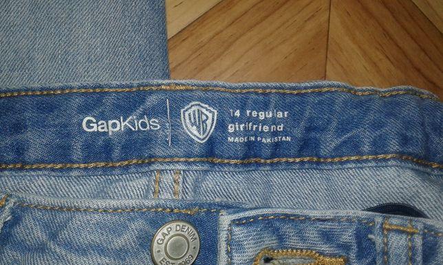 Крутые джинсы Girlfriend  GAP kids США, 150-157рост.
