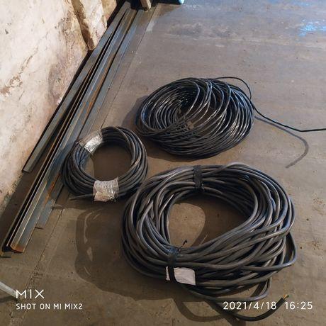 Провід/кабель кг-3*4+1.*2.5мм²Ввгнг4*2.5мм² кг4*2.5мм²