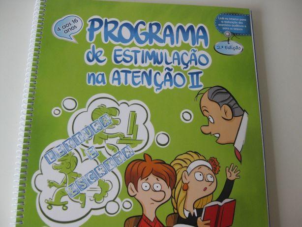 Programa de estimulação na atenção - NOVA