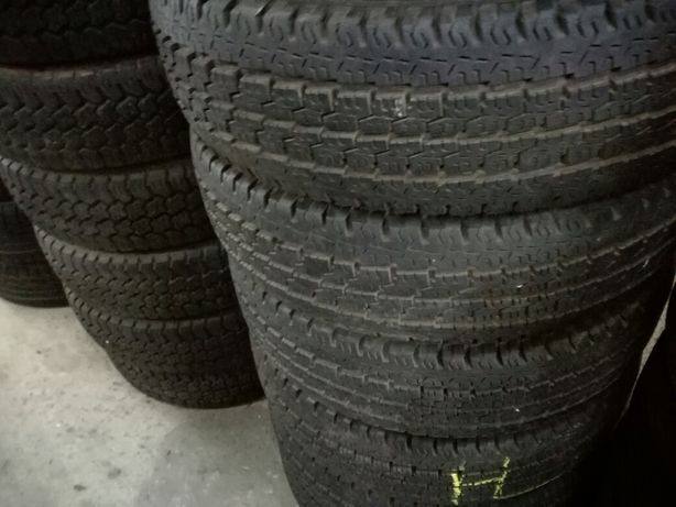 Opony zima 205/75/16C Bus Michelin,Dunlop.
