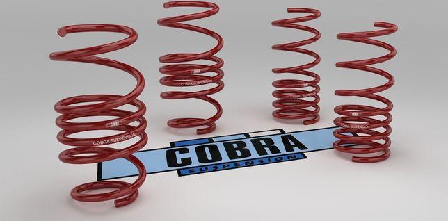 Cobra sprężyny sportowe Skoda Mpi Fabia 14- Zestaw 4szt.