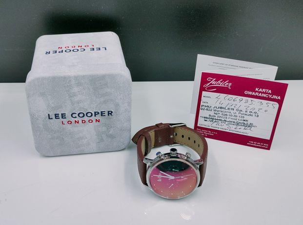 Na gwarancji jak nowy Zegarek Lee  Cooper LC06935.355 Lombard Łódź.