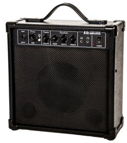 Okazja !! Nowy Wzmacniacz piec gitarowy G-15 o mocy muzycznej 30 Wat