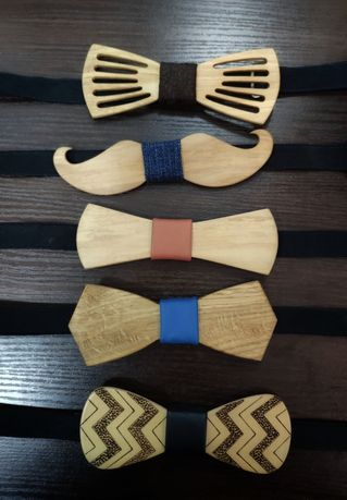 Бабочка деревянная, метелик дерев'янний