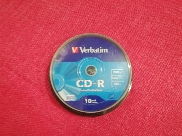 Pack de 10 CD-R - NOVO