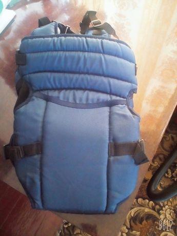 Продам кенгуру-рюкзак для мальчика