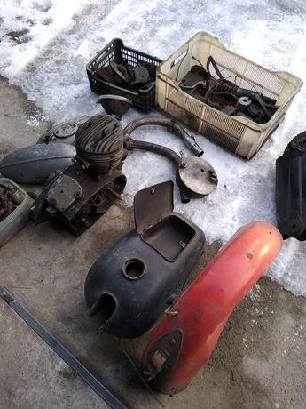 Silnik pannonia części