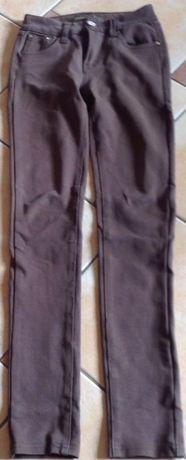 Spodnie rurki dziewczece
